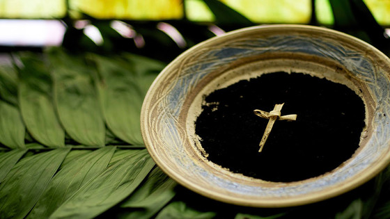 February 26 Ash Wednesday Service & Soup Supper