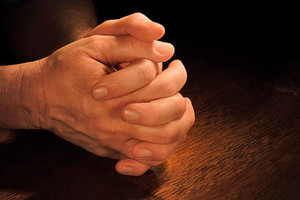 A Call to Prayer from the Bishop