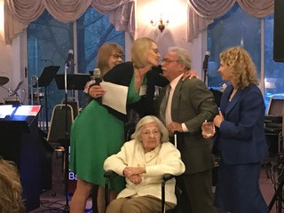 Special Honor for a church family