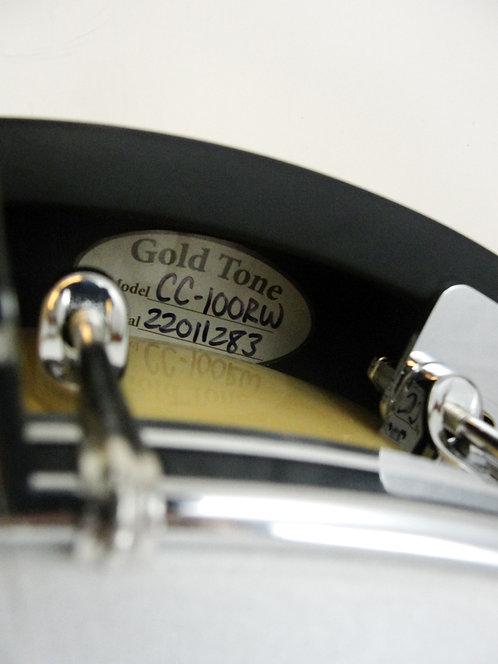 Gold Tone CC-100RW (new)