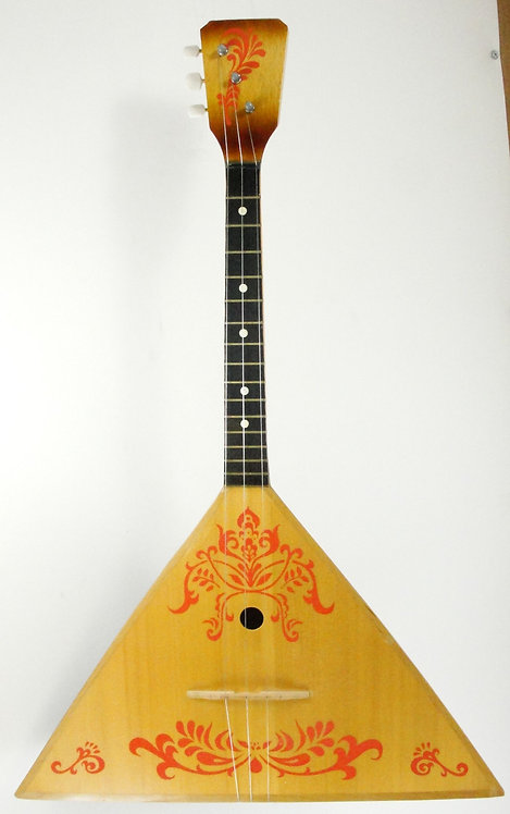 Balalaika, unknown maker (Pre-owned)