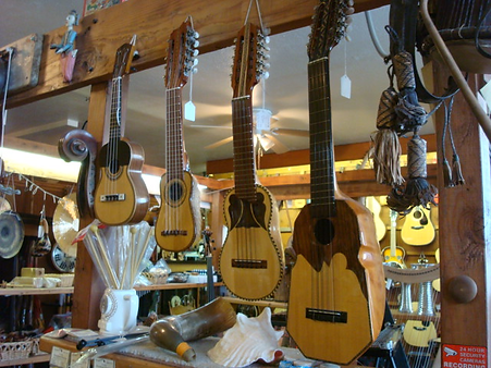 Ethnic and World Musical Instruments