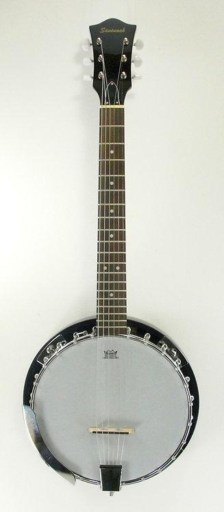 Savannah 6-string Banjitar (Guitjo)