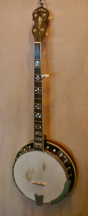 Gold Tone BG-250 Lefty(SOLD)