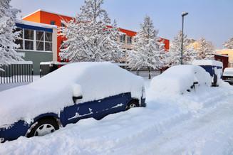 "It's ""snow"" joke: Calamity days are gone"