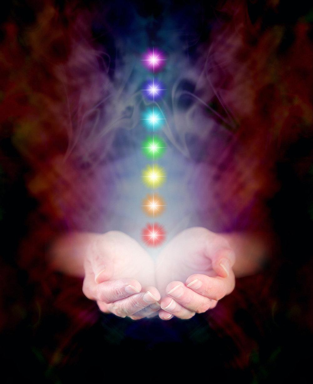 Virtual Chakra Balancing