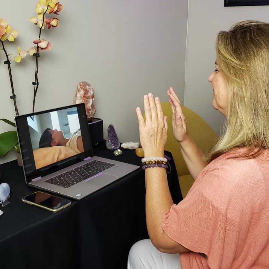 Virtual Reiki Session