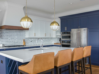 Hot Home Trend: The Kitchen Blues