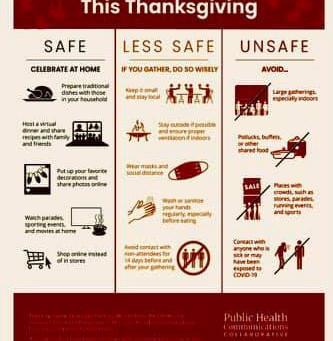Be safe tomorrow!