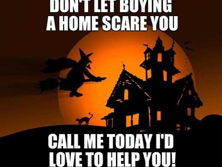 Don't Let Buying A Home Scare You...