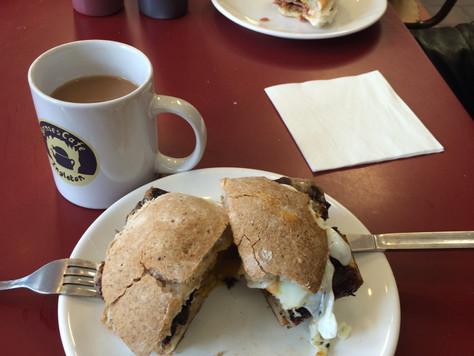 Bernie's Cafe, Ingleton