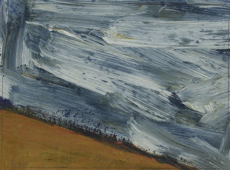 Landscape at Wuthering Heights