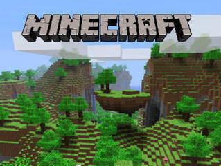 Minecraft and Raspberry Pis debut