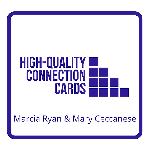 High-Quality Connection Cards