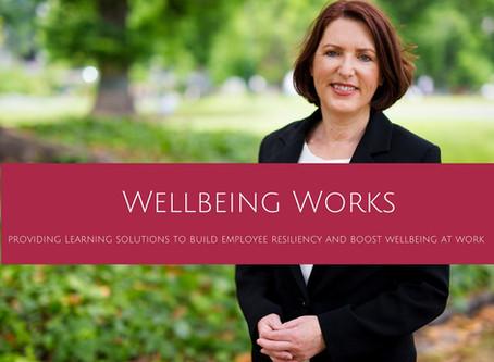 Wellbeing Works Newsletter - Nov 2017