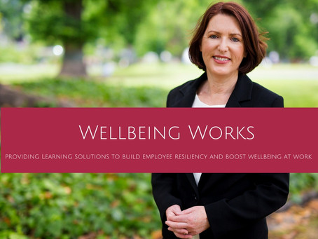 Wellbeing Works Newsletter - Nov 2017