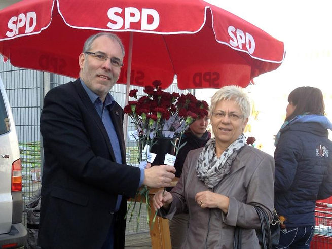Dirk Haas Internationaler Frauentag 2014