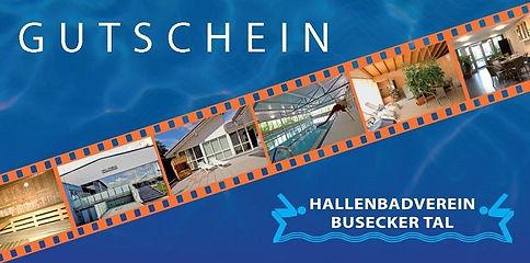 Gutschein Hallenbad Buseck
