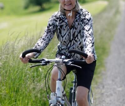 Anita Schneider kommt auf Landradtour nach Buseck