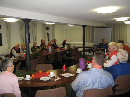 Gemeinsamer Adventkaffee der SPD Buseck