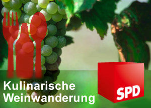 Kulinarische Weinwanderung Banner