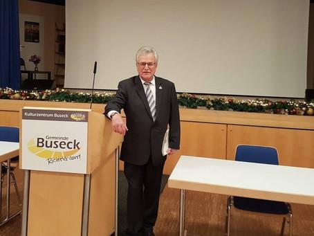 Norbert Weigelt erneut zum Spitzenkandidat gewählt