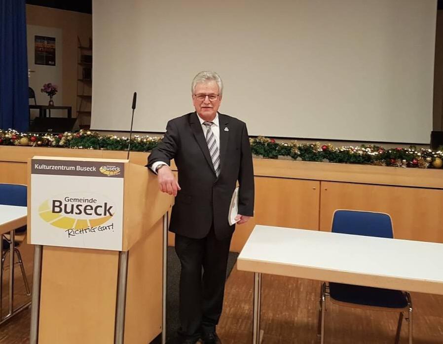 Norbert Weigelt Spitzenkandidat