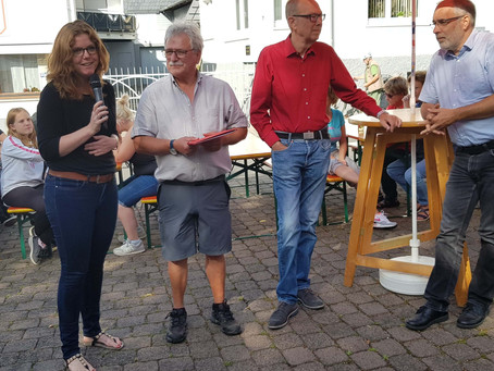 Busecker SPD feierte zum 22. mal Sommerfest