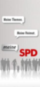 Meine SPD Buseck Banner