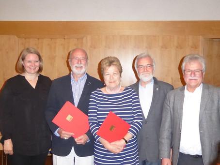 Rückblick auf die Jahreshauptversammlung des SPD-Ortsvereins Buseck