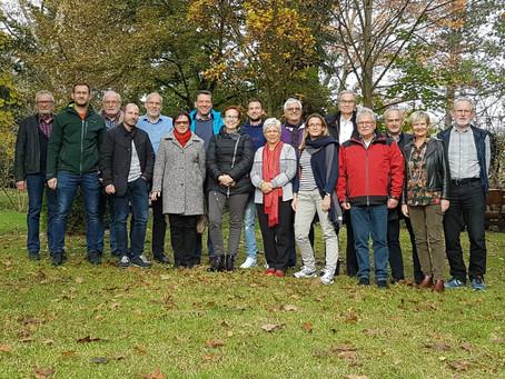 Ein effektives Wochenende für die Gemeinde Buseck – SPD Fraktion tagt in Oberaula