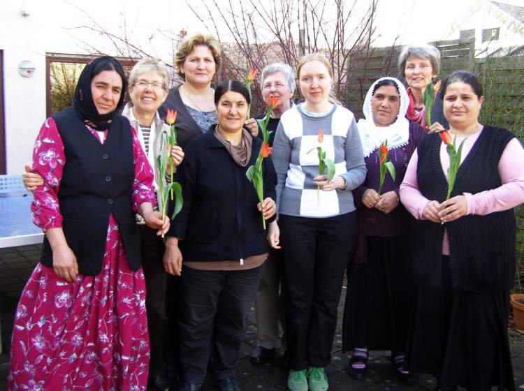 Frauentag SPD Buseck 2012