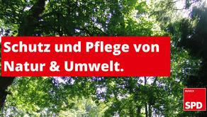 Schutz und Pflege von Natur & Umwelt