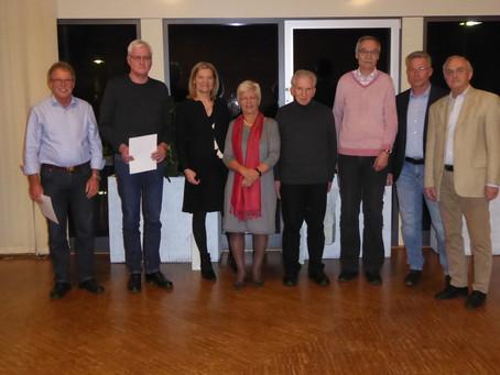 Erfolgreiche Jahreshauptversammlung des SPD-Ortsbezirks Großen-Buseck
