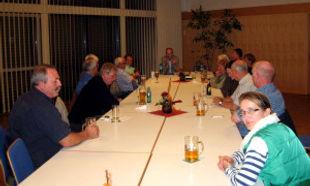 Mitgliederversammlung 2011 SPD Buseck