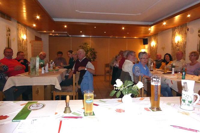 Jahreshaupt-versammlung des SPD-Ortsbezirks Großen-Buseck