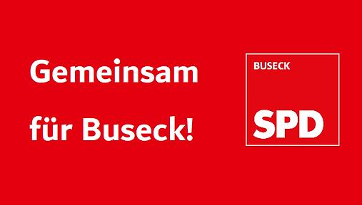 Gemeinsam für Buseck Banner