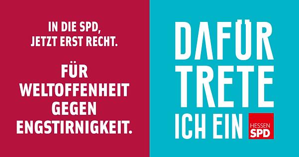 Für Weltoffenheit gegen Engstirnigkeit SPD Buseck