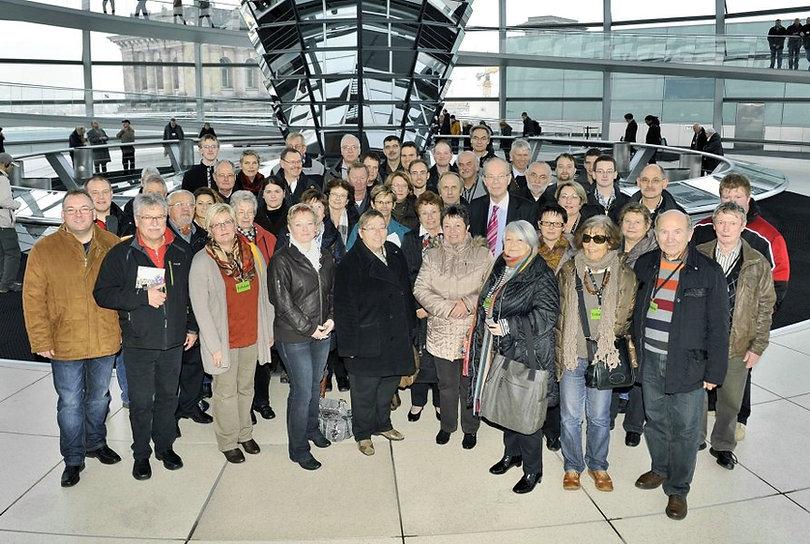 SPD Buseck im Bundestag