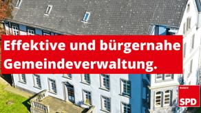 Effektive und bürgernahe Gemeindeverwaltung