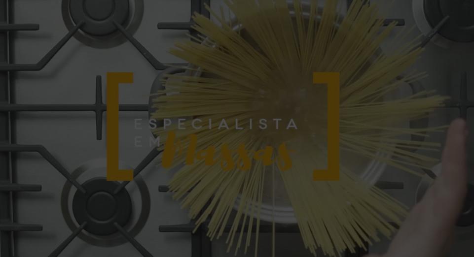 >> Receitas do Especialista