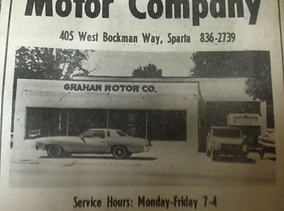 Joe Graham Motor Company Finish Line Automotive