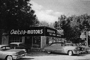 PK Oakes 1957 Finish Line Automotive