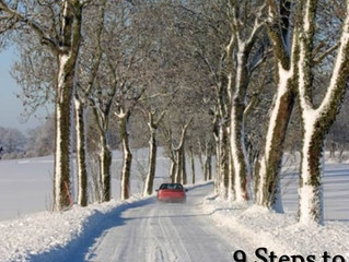 9 Steps for a Winter Ready Car
