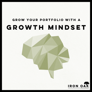 Grow Your Portfolio with a Growth Mindset