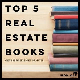 TOP FIVE REAL ESTATE BOOKS