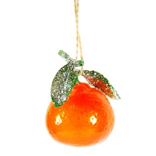 Décoration de Noël Mandarine
