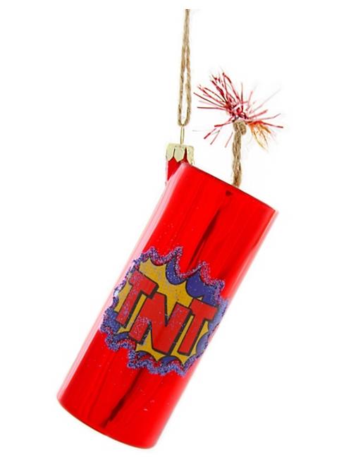 Décoration de Noël TNT
