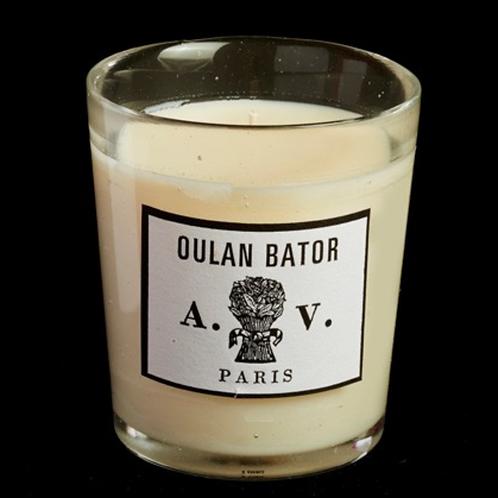 Bougie parfumée Oulan Bator Astier de Villatte