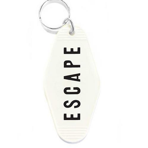 """Porte clés de Motel  """"Escape"""""""